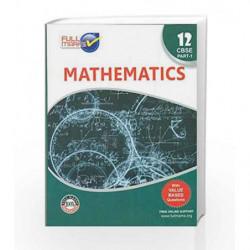 Mathematics - Part - I Class 12 by Khem Chand Sisodia Book-9789381957554