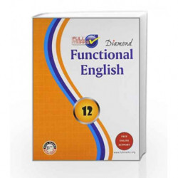 English - Elective Class 12 by Full Marks Book-9789381957813