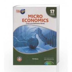 Economics - (Mac - Mic) - E Class 12 by T.S. Walia Book-9789351550983