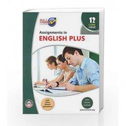 Assignments in English - Core Class 12 by Kumkum Kumari Book-9789382741022