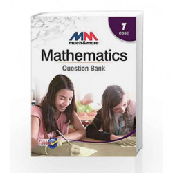 MM Question Bank Mathematics Class 7 CBSE by Team of Exeperience Author Book-9789351551263