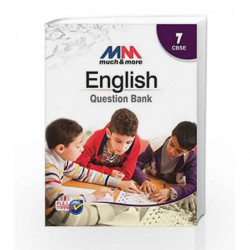 MM English Question Bank Class 7 CBSE by Tanay Sukumar Book-9789351551232