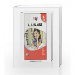 All in One - Goa Board Class 6 by Full Marks Book-9789351551058