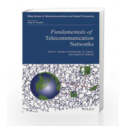 Fundamentals Of Telecommunication Networks (Pb 2015) by Saadawi Book-9788126554973