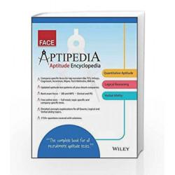 Aptipedia Aptitude Encyclopedia by FACE Book-9788126562237