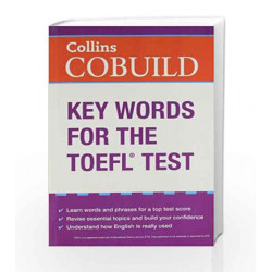 Collins Cobuild Key Words for the TOEFL Test by COLLINS Book-9780007492183