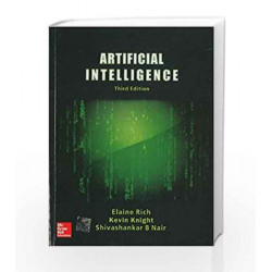 ARTIFICIAL INTELLIGENCE Third Edition by Kevin Knight Book-9780070087705