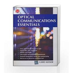 Optical Communications Essentials by Gerd Keiser Book-9780070251755