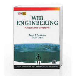 Web Engineering: A Practitioner's Approach by Roger Pressman Book-9780070260474