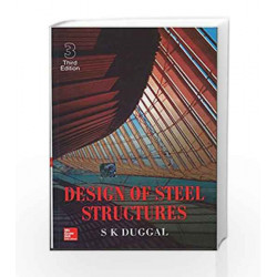 Design of Steel Structures by S Duggal Book-9780070260689