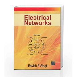 Electrical Networks by Ravish Singh Book-9780070260962