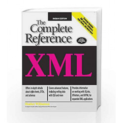 XML: The Complete Reference by  Book-9780070447257