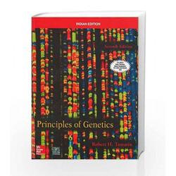 Principles of Genetics by Robert Tamarin Book-9780070486676