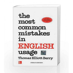 The Most Common Mistakes in English Usage by Mn Berry Book-9780070992290