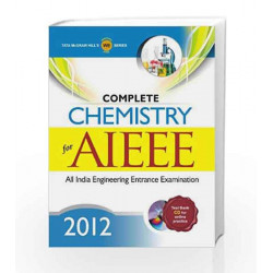 Complete Chemistry for AIEEE 2012 by TMH Book-9780071332163