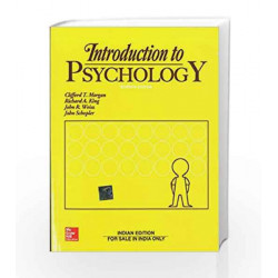 Introduction to Psychology by Clifford Morgan Book-9780074622506