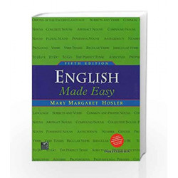 English Made Easy by Mary Hosler Book-9781259002519