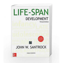Life Span Development by John Santrock Book-9781259003066
