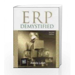 Erp Demystified by Alexis Leon Book-9780070656642