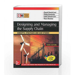 Designing and Managing the Supply Chain by  Book-9780070666986