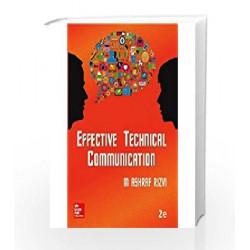 Effective Technical Communication by M. Ashraf Rizvi Book-9789352605781