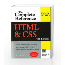 HTML & CSS: The Complete Reference, Fifth Edition by Thomas Powell