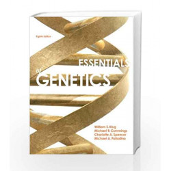 Essentials of Genetics Plus Masteringgenetics with Etext - Access Card Package - Access Card Package