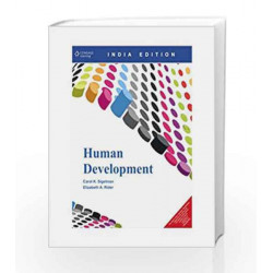 Human Development by Carol K. Sigelman Book-9788131508220
