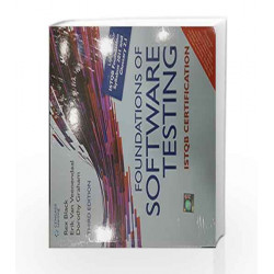 Foundations of Software Testing ISTQB Certification by  Book-9788131526361