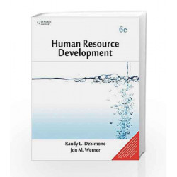 Human Resource Development by  Book-9788131532188