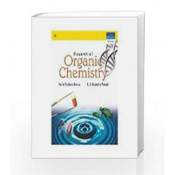 Essential Organic Chemistry, 1e by Bruice Book-9788131703731