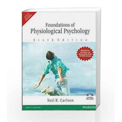 Found of Physiological Psychology w/CD by Carlson Book-9788131712979