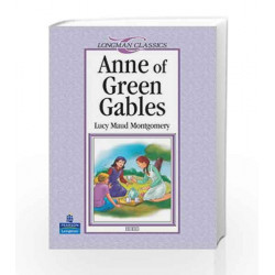 Anne of Green Gables by Longman Book-9788131721742