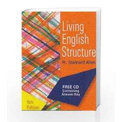 Living English Structure, 5e by Allen Book-9788131728499