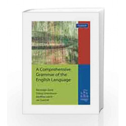 A Comprehensive Grammar of the English Language by Randolph Quirk Book-9788131733431