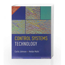 Control Systems Technology, 1e by Johnson Book-9788131788240