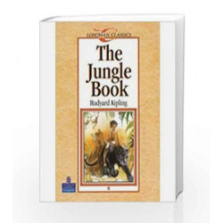 LC: The Jungle Book by Rudyard Kipling Book-9788177586619