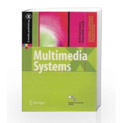 MULTIMEDIA SYSTEMS by ET AL STEINMETZ RALF Book-9788181285379