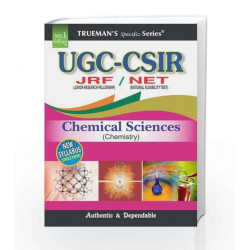 Trueman's UGC CSIR-NET Chemical Sciences by M. Gagan Book-9788189301033