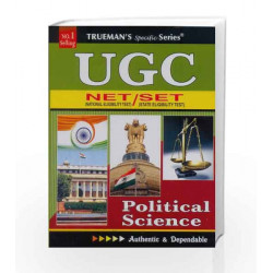 Trueman's UGC NET Political science by K.A. Babu Book-9788189301125