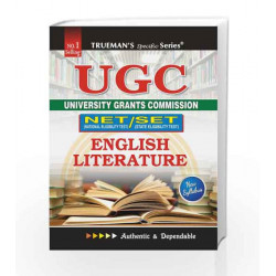 Trueman's UGC NET English Literature by B.P. Panigrahi Book-9788189301149