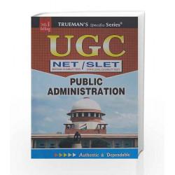 Trueman's UGC NET Public Administration by Sajit Kumar Book-9788189301187