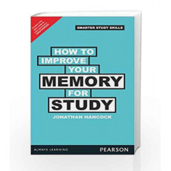 How to Improve your Memory for Study: 1, 1e by Hancock Book-9789332516946