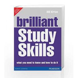 Brilliant Study Skills, 1e by Kirton Book-9789332517349