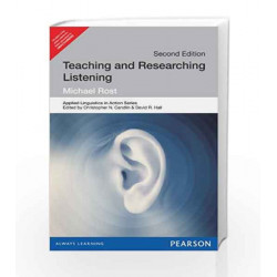 Teaching and Researching: Listening by  Book-9789332517356