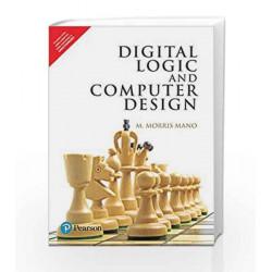 Digital Logic & Computer Design 1/e by Mano Book-9789332542525
