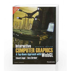 Interactive Computer Graphics by Shreiner Angel Book-9789332570498