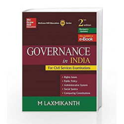 Governance in India by  Book-9789339204785