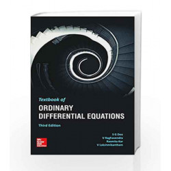 Textbook of Ordinary Differential Equations by S.G. Deo^V. Raghavendra^Rasmita Kar Book-9789339219307
