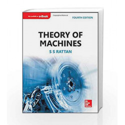 Theory of Machines by S S Rattan Book-9789351343479